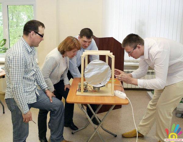 В Челябинской области выбрали лучшего студента-рационализатора. Им стал учащийся Южно-Уральского