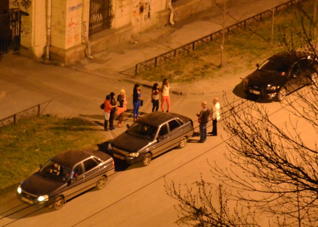 «Соучастники 10 лет организовали деятельность по занятию проституцией на улице Горького и других
