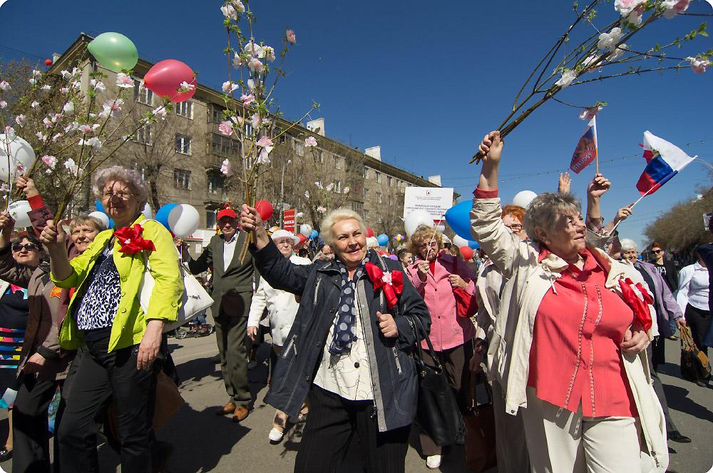 Подготовка к празднованию Дня Весны и Труда идет полным ходом. Еженедельно проходят рабочие совещ