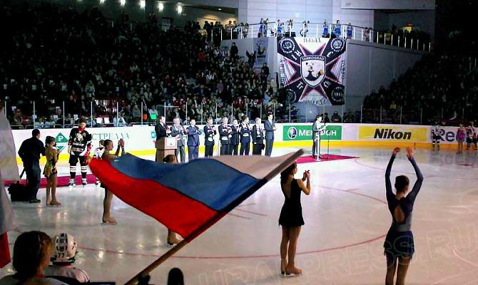 Финансирования не получит женская хоккейная команда «Белые медведицы», а также команда по женском