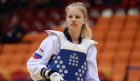 В финале турнира среди девушек в весовой категории до 67 кг она победила Фариду Азизову из Азерба