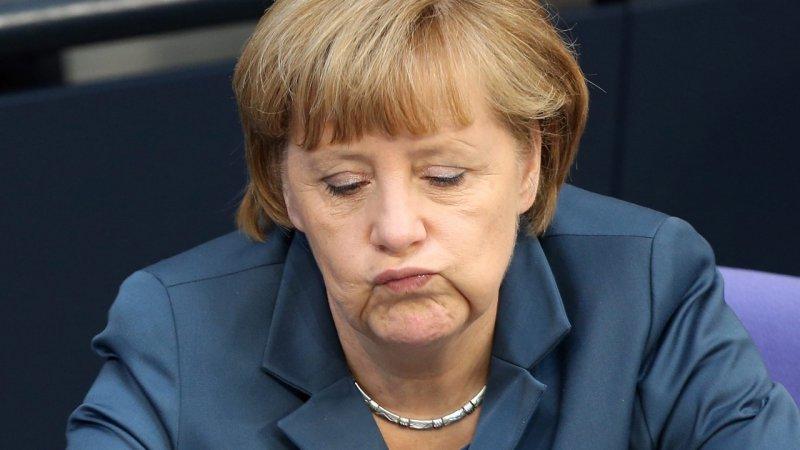 25 июня в Брюсселе прошла пресс-конференция, на которой Ангела Меркель прокомментировала украинск