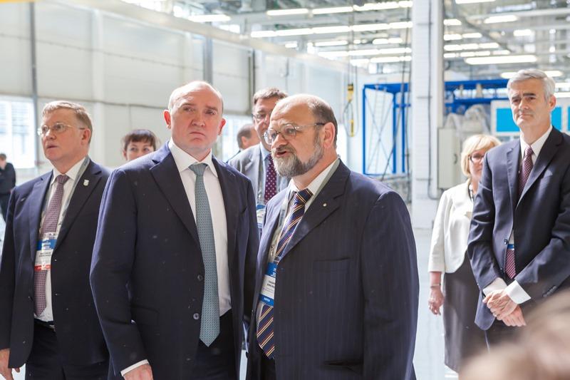 Как сообщил генеральный директор ПГ «Метран» Александр Глазырин, новый производственный комплекс