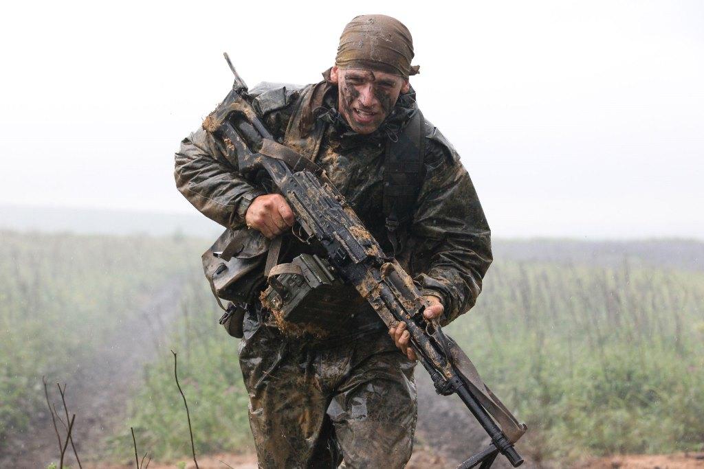 Как сообщили агентству «Урал-пресс-информ» в пресс-службе Центрального военного округа, сейчас в