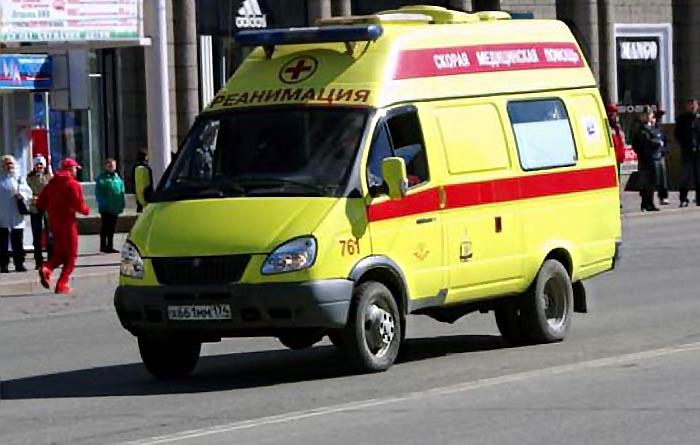 Инцидент произошел вечером 28 мая на улице Лазника 52/4. «Экстренные службы го