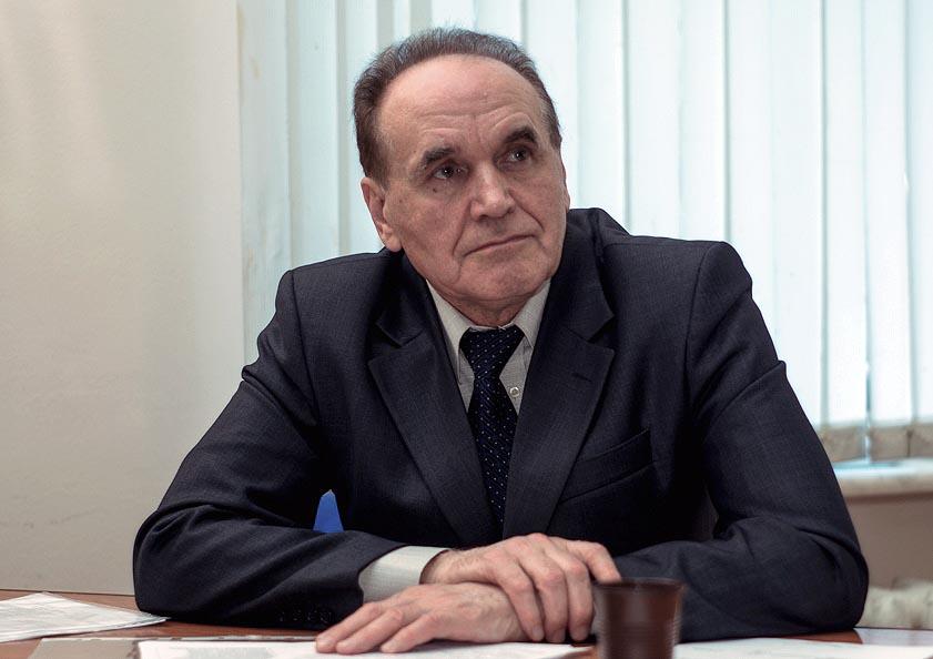 Председатель Общественной палаты Челябинской области Вячеслав Скворцов вернулся в столицу Южного
