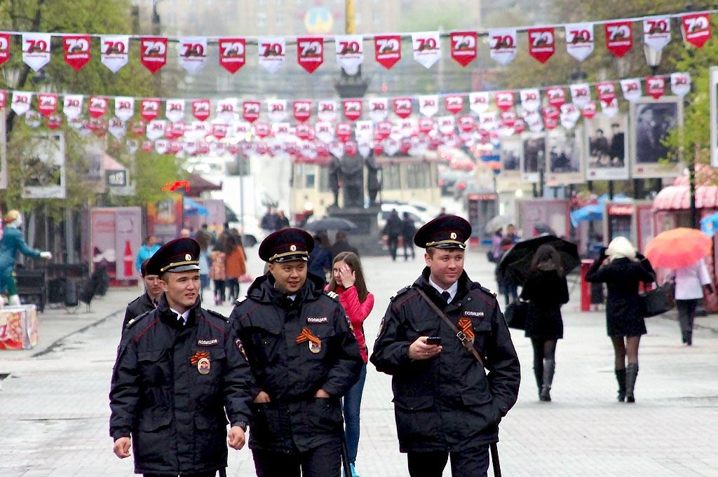 Как сообщили агентству «Урал-пресс-информ» в пресс-службе УМВД города, всего плани
