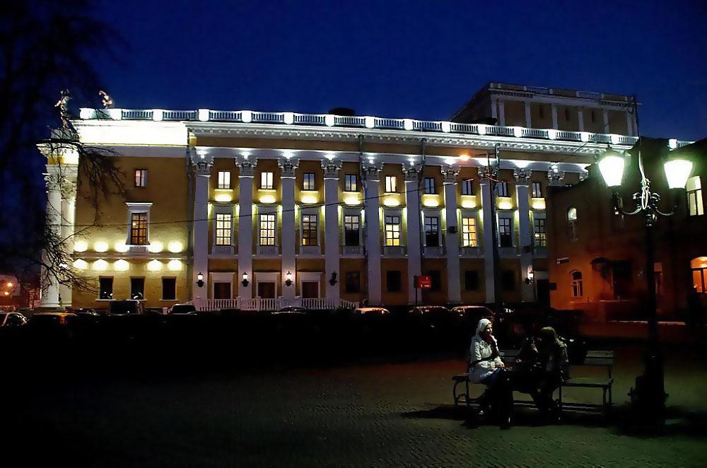 Международный день театра, 27 марта, челябинские театры отметят совместной грандиозной акцией. В