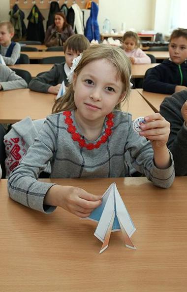 В ГРЦ Макеева (Миасс, Челябинская область) с успехом прошла традиционная неделя первоклассников.