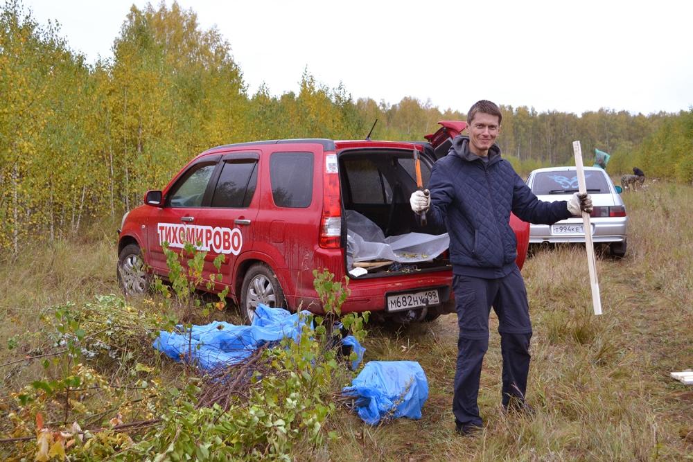 Как сообщил агентству «Урал-пресс-информ» организатор создания эко-посёлка Максим Варнако