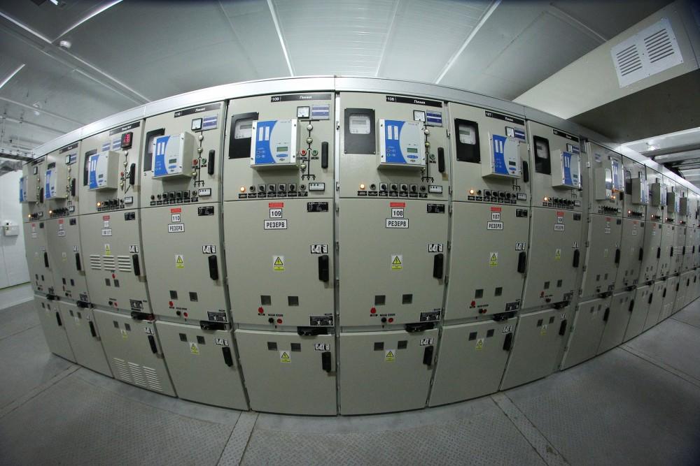 Специалисты Челябинских городских электрических сетей филиала ОАО «М