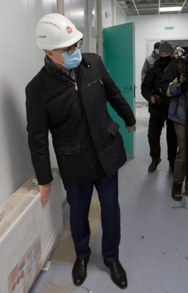 Губернатор Челябинской области Алексей Текслер сегодня, 23 октября, вновь лично