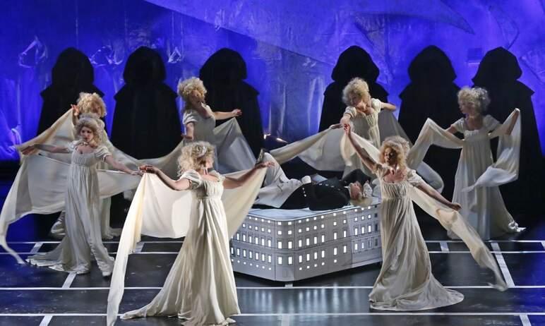 Челябинский государственный академический театр драмы имени Наума Орлова завершает последний меся
