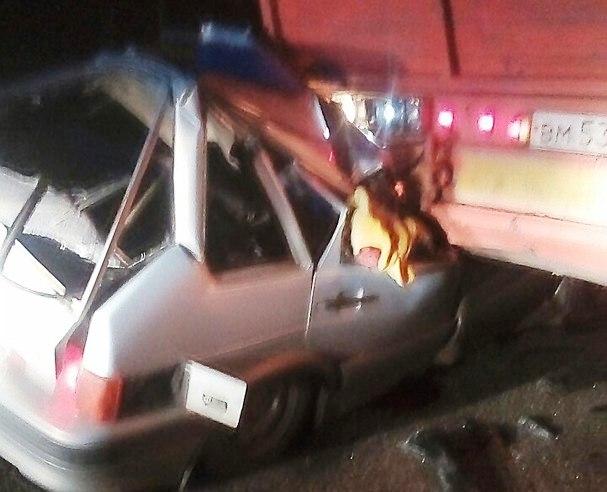 Трагическая авария произошла в ночь на 26 июня на 39-ом километре автодороги Кышты