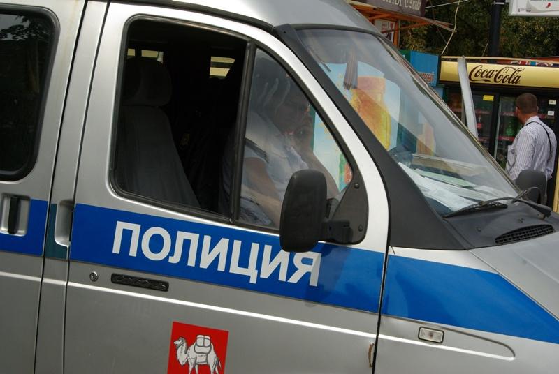 Ограбление произошло 22 апреля в помещении филиала одного из банков. В пресс-служб