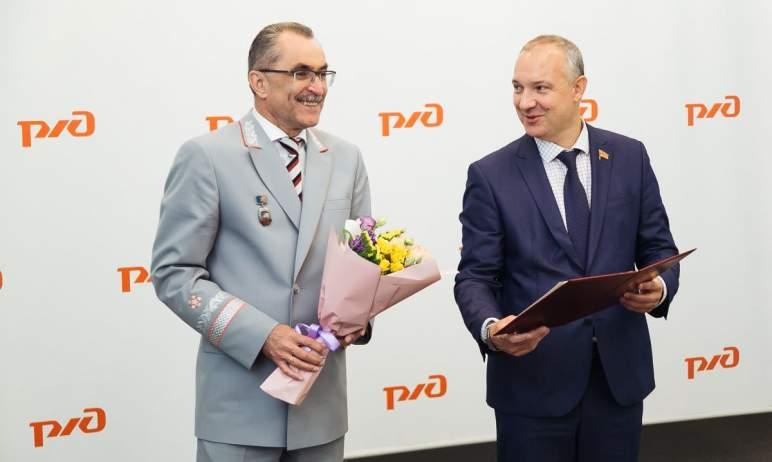 Сегодня на Южно-Уральской магистрали состоялось торжественное собрание в честь Дня железнодорожни