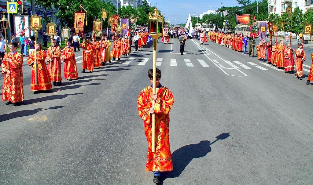 Торжества в Челябинске откроются Божественной литургией в храме святого благоверного князя Алекса