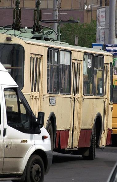 В Челябинске сегодня, 17-го сентября, закрыто движение троллейбусов по улице Молодогвардейцев.