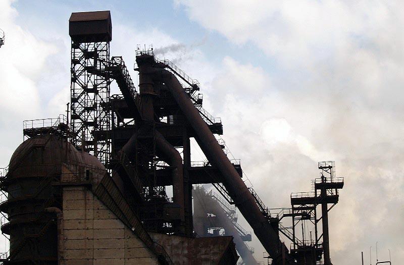 Генеральный директор ОАО «Магнитогорский металлургический комбинат» (Челябинская область) Павел Ш