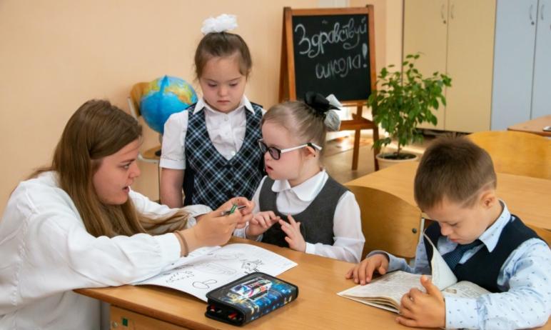 Ресурсный класс в общеобразовательной школе Магнитогорска (Челябинская область) откроется в январ