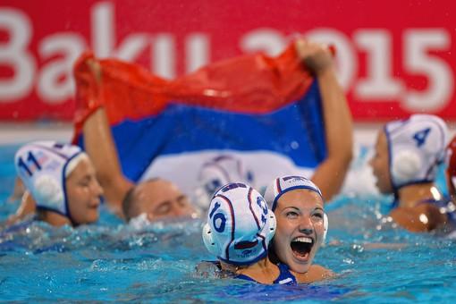 Во многом благодаря усилиям спортсменок из Челябинской области женская сборная Рос