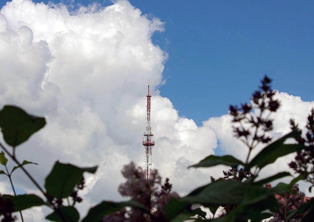 Телевизионная башня в Челябинске, высота которой составляет 196 метров, в этом году будет обновле