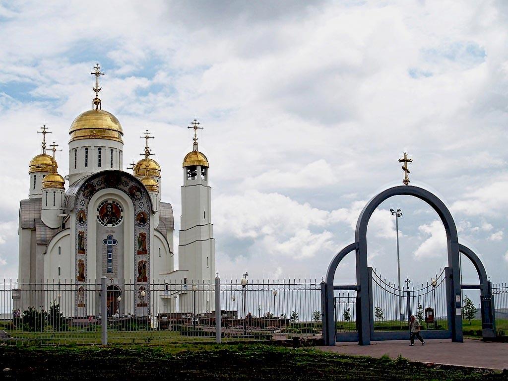 В апреле этого года Челябинская Епархия обратилась к Магнитогорскому металлургическому комбинату