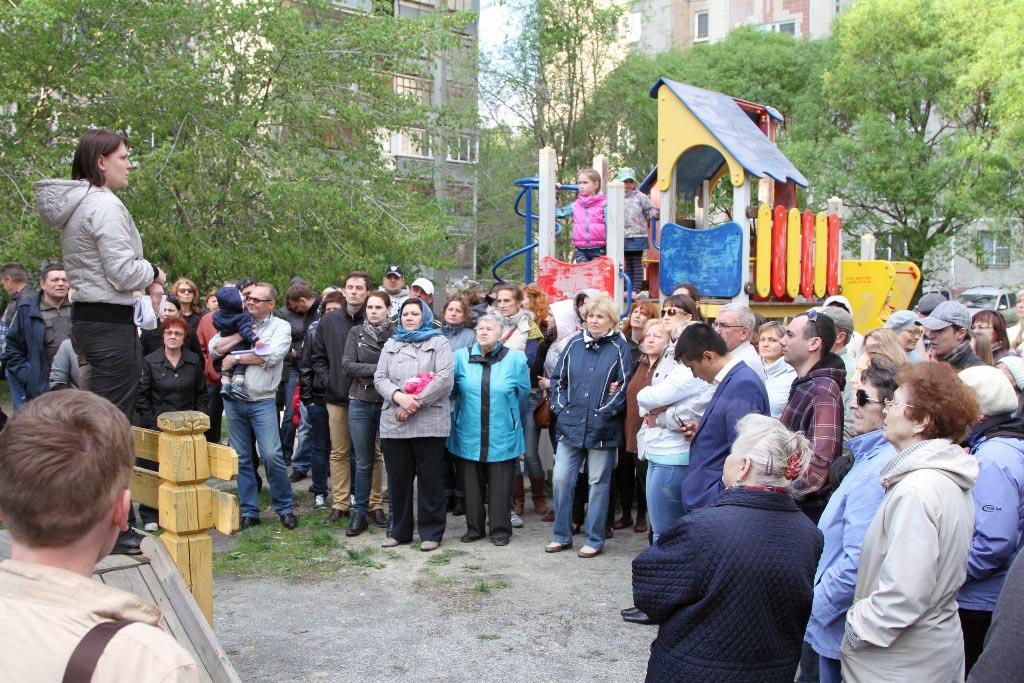 Как рассказал корреспонденту «Урал-пресс-информа» представитель молодежного общественного движени