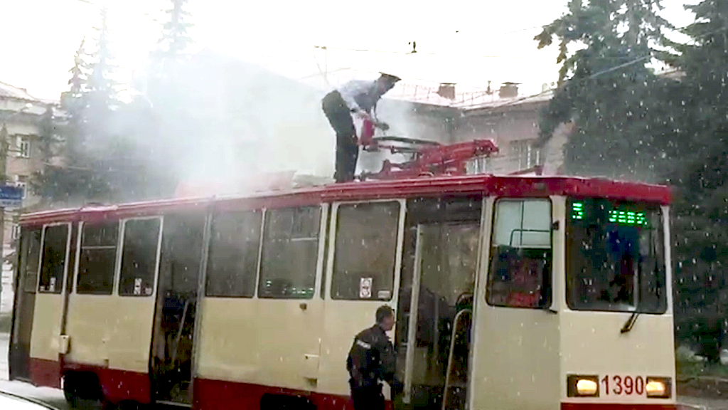 Как сообщили корреспонденту агентства «Урал-пресс-информ» в ГУ МЧС по Челябинской области, возгор