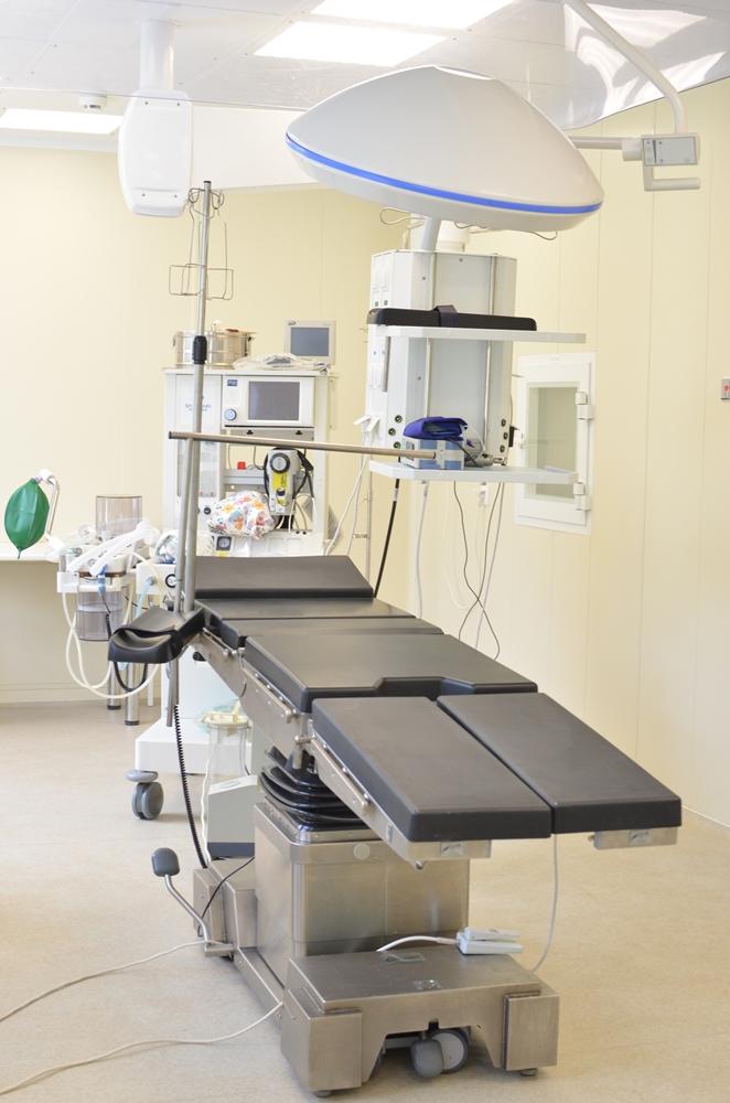 По словам главы региона, в области в целом завершена централизация учреждений здравоохранения, от