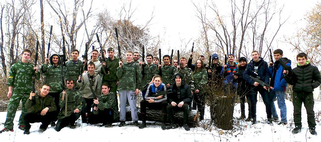 Организаторами игры выступили Управление молодежной политики Министерства образова