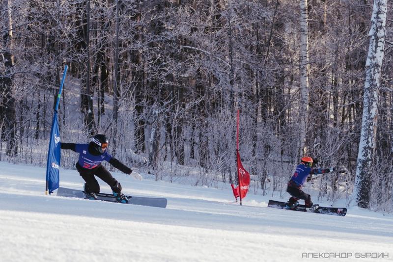 ЦАО «Евразия» уже отлично показал себя на 4 Этапе Кубка России по сноуборду и готов принять Всеро