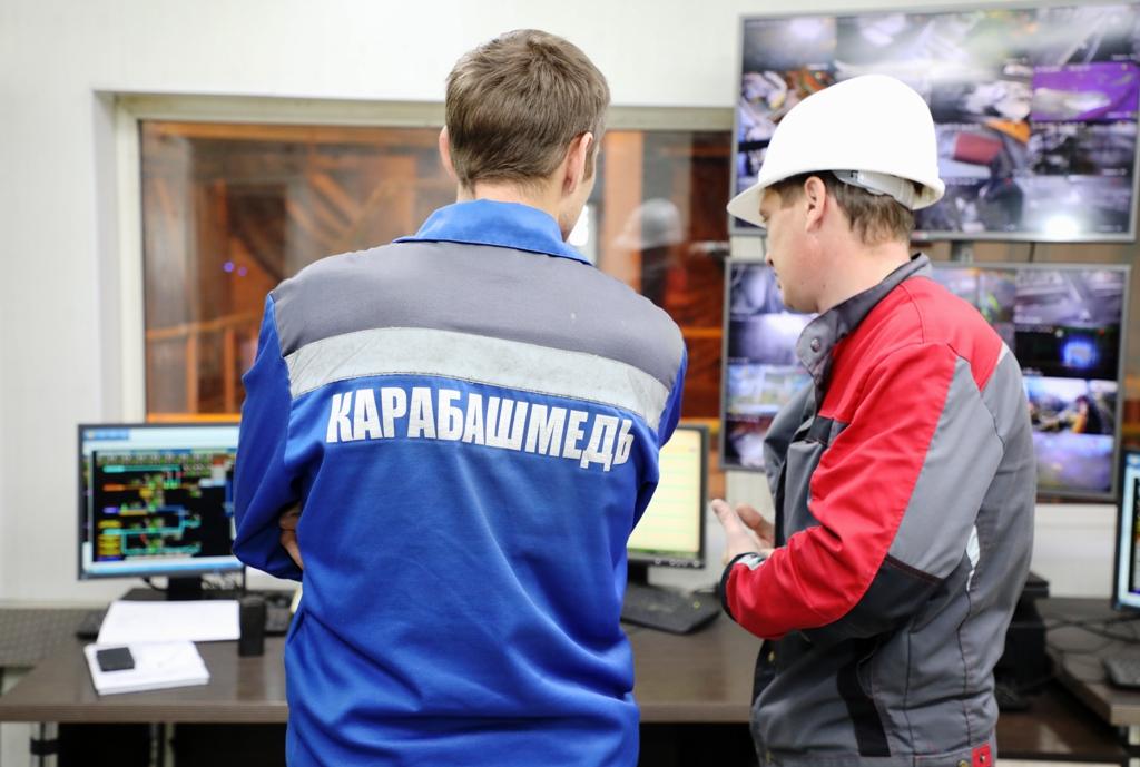 Как сообщили в управлении информационной политики РМК, помимо обслуживания оборудования в металлу