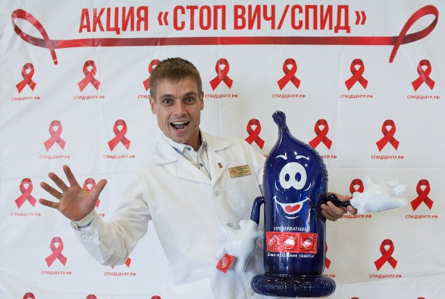 «Мы предложили челябинцам и гостям города бесплатно, быстро, анонимно пройти тест на ВИЧ. Многие