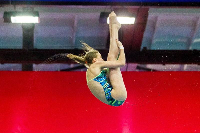 Как рассказал начальник спортивной команды по прыжкам в воду Эдуард Феоктистов, на турнир в столи