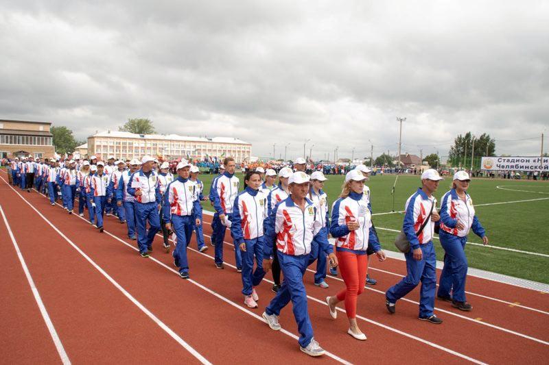 Спортсмены Челябинской области поборются за победу в 12-х всероссийских летних сельских играх, по