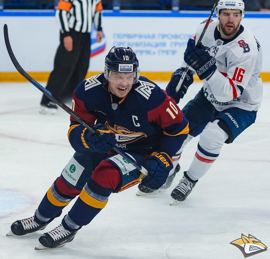 Сегодняшний матч против «Автомобилиста» из Екатеринбурга станет для капитана магнитогорского «Мет
