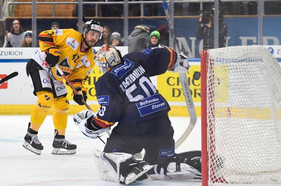 Магнитогорский «Металлург» уступил во втором матче Кубка Шпенглера клубу «Калпа», но продолжает б