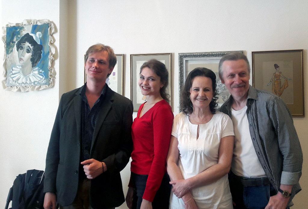С 6 по 8 июня в Челябинске прошли гастроли Академического театра драмы им. Ф.М. Достоевского из В