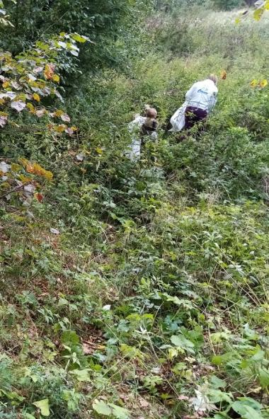 В минувшую субботу, 5 сентября, представители Министерства экологии Челябинской области и команда