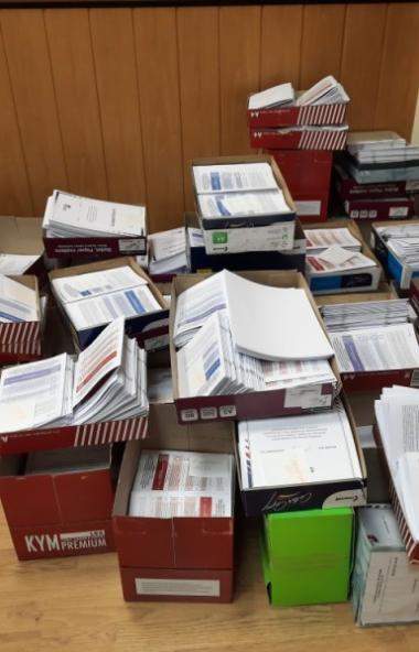 В Челябинской области наблюдатели начали получать направления на избирательные участки региона, г