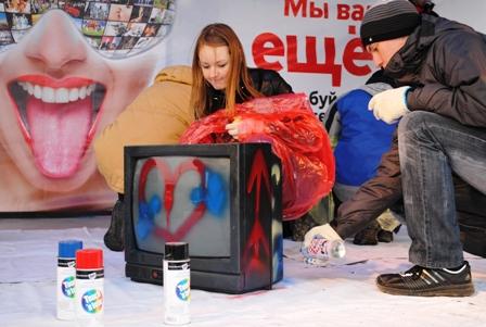 Основное преимущество «Домашнего кинозала Utel.TV» - интерактивность. Зрителю предоставлена возмо