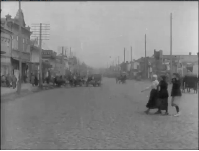 «Челябинск, 1919 год. В городе еще белые, еще не началось большое челябинское сраж