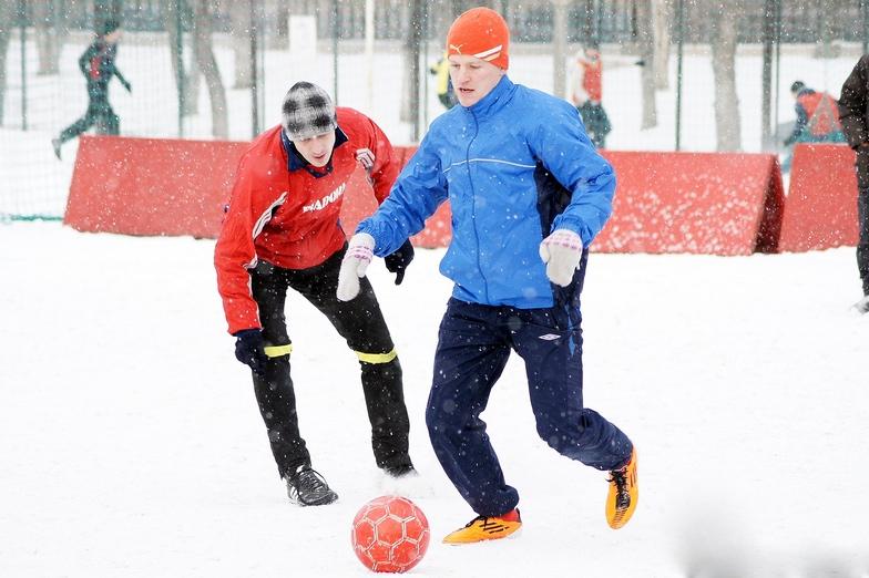 «Снежный мяч» стал одним из спортивных брендов Магнитогорска и прочно вошел в календарь мас