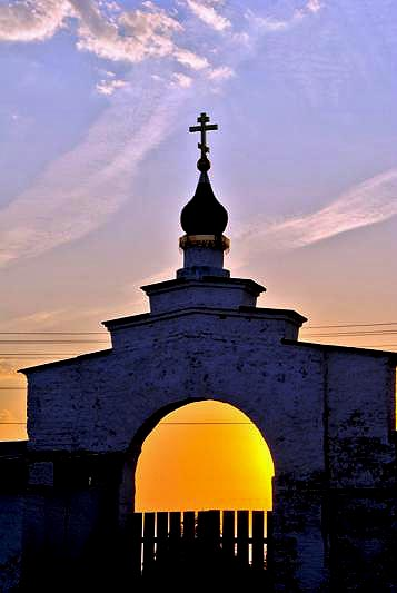 Как сообщили агентству «Урал-пресс-информ» в Челябинской и Златоустовской епархии, небольшой дере
