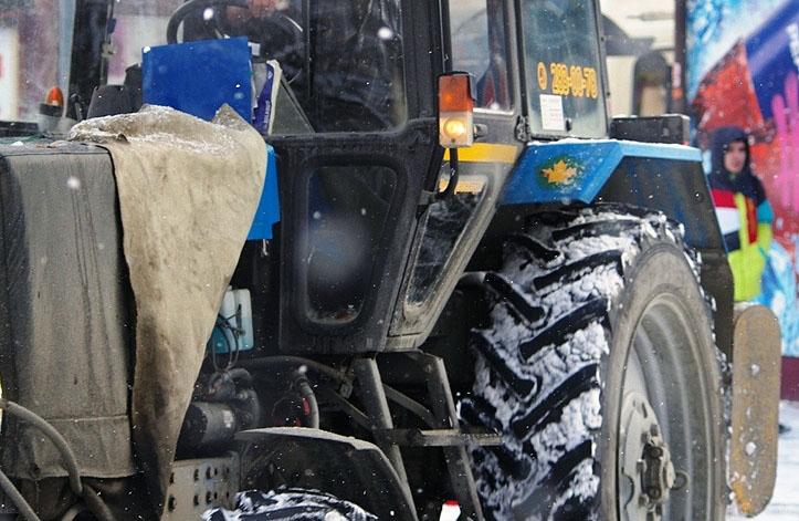 Трагический случай произошел днем 10 января на улице Молодежная. «Водитель за