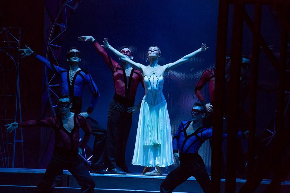 Откроет фестиваль балет «Ида (Любовь и страсть Иды Рубинштейн)». История об удивительной, таинств