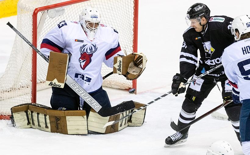 Челябинский «Трактор» отметил десятилетие хоккейной арены победой над «Торпедо» из Нижнего Новгор