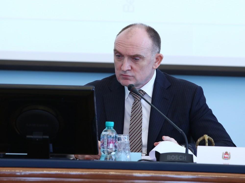 Об этом глава региона заявил, выслушав доклад своего заместителя Сергея Шаля на аппаратном совеща
