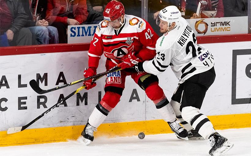 Челябинский «Трактор» завершил хоккейный сезон. Подопечные Алексея Тертышного сделали все, чтобы
